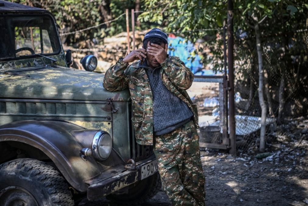 تركيا «وحيدةً» في حرب قره باغ