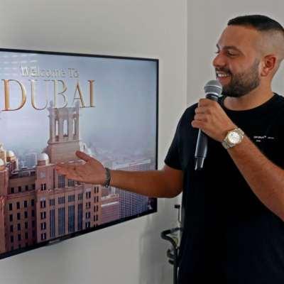 أبو ظبي وتل أبيب تُدشّنان العلاقات الاقتصادية
