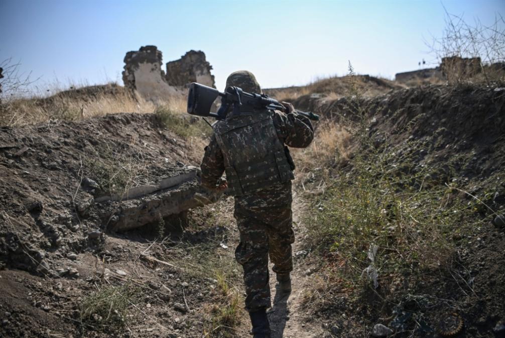 انهيار هدنة جديدة بين أرمينيا وآذربيجان