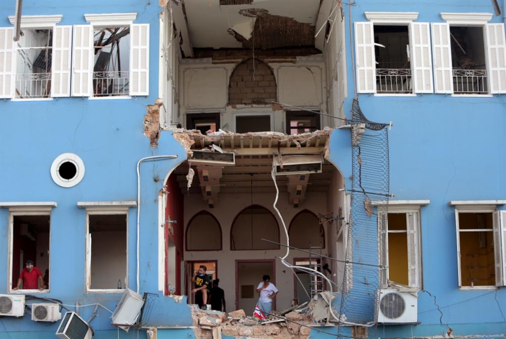 نقابة المهندسين: ربع المباني التراثية مهدّد بالانهيار