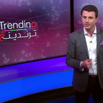 أحمد فاخوري يكسر النمطية في «ترندينغ»