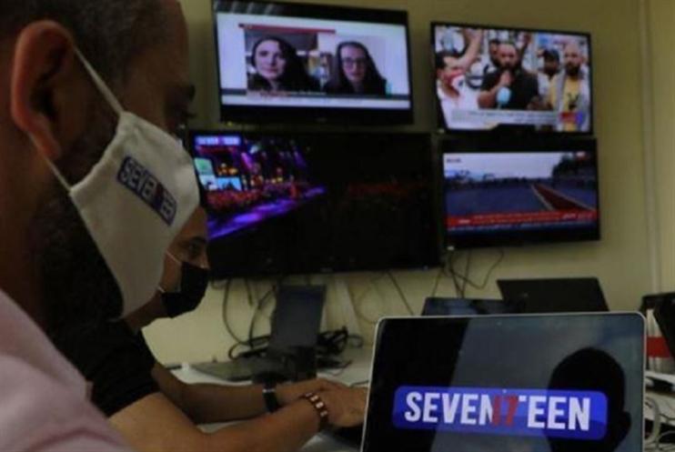 Seventeen ببثّ تجريبي: مزيد من تلفزيونات «الثورة»