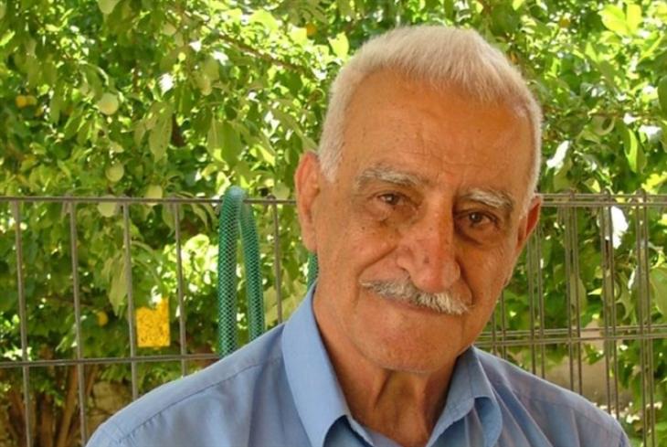 حنا إبراهيم يعود إلى ثرى «البعنة الحمراء»
