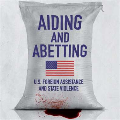 جسيكا تريسكو داردن: المساعدات الأميركية تسهّل عنف الدولة