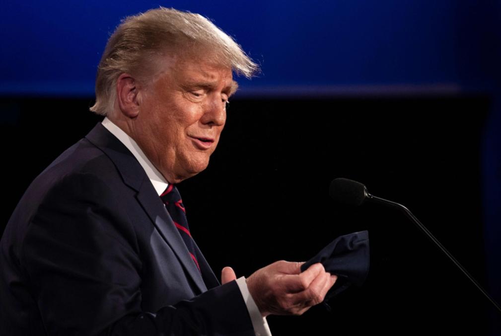 كورونا يضرب ترامب: الحملة الانتخابيّة رأساً على عقِب