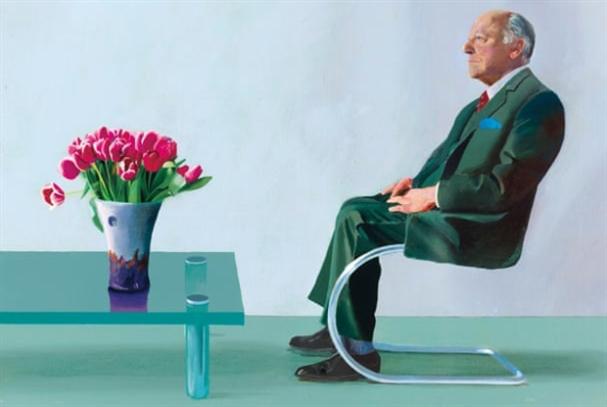 لندن: دار الأوبرا الملكية تبيع لوحة هوكني