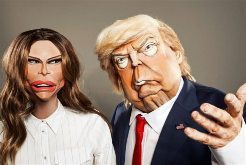 أميركا «خائفة» من Spitting Image؟