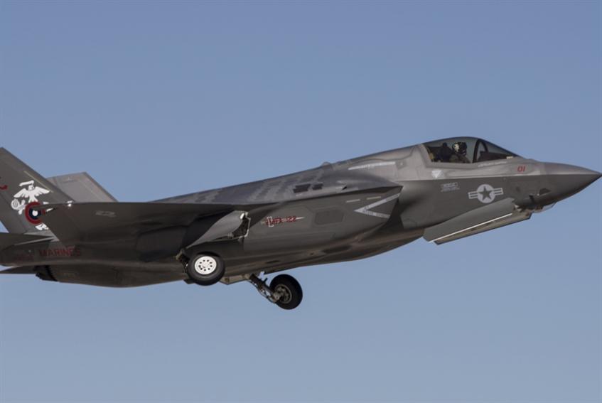 واشنطن توافق على بيع 12 مقاتلة «F-35B» لسنغافورة