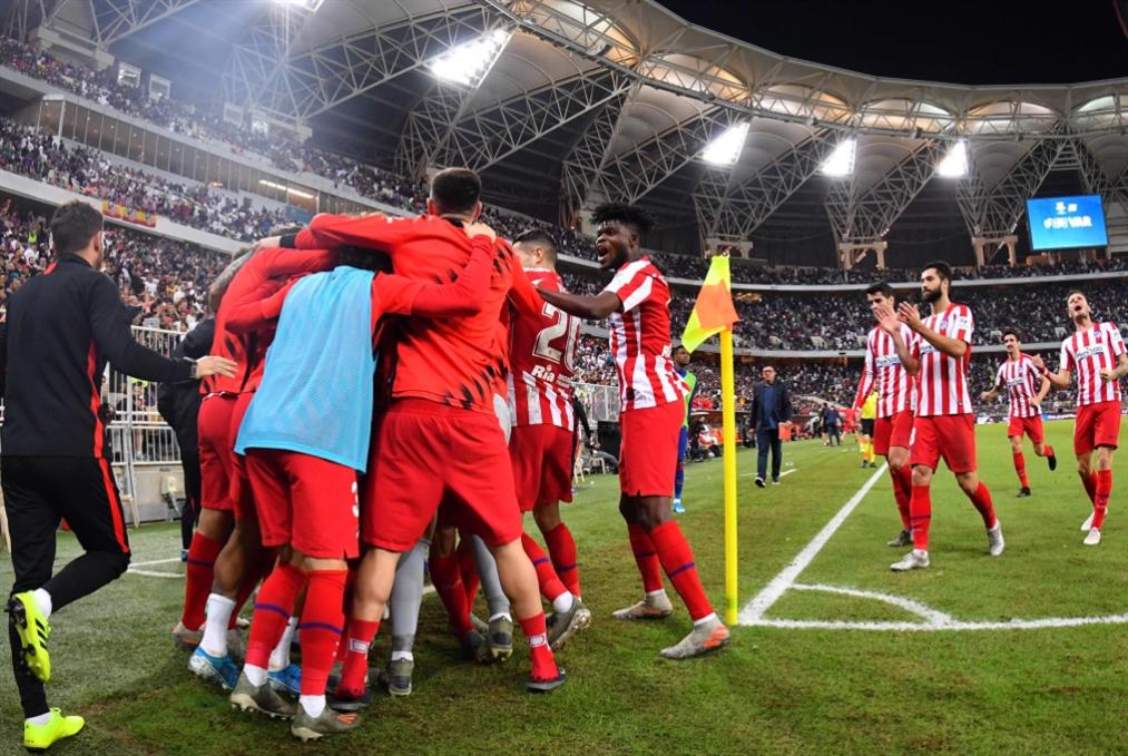 قطبا مدريد في النهائي: سيميوني جاهز لإسقاط زيدان