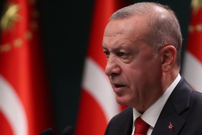 إردوغان يهنّئ بايدن