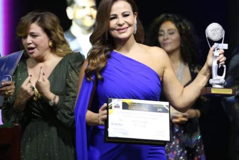 كارول سماحة متوّجة بجائزة «فاتن حمامة»