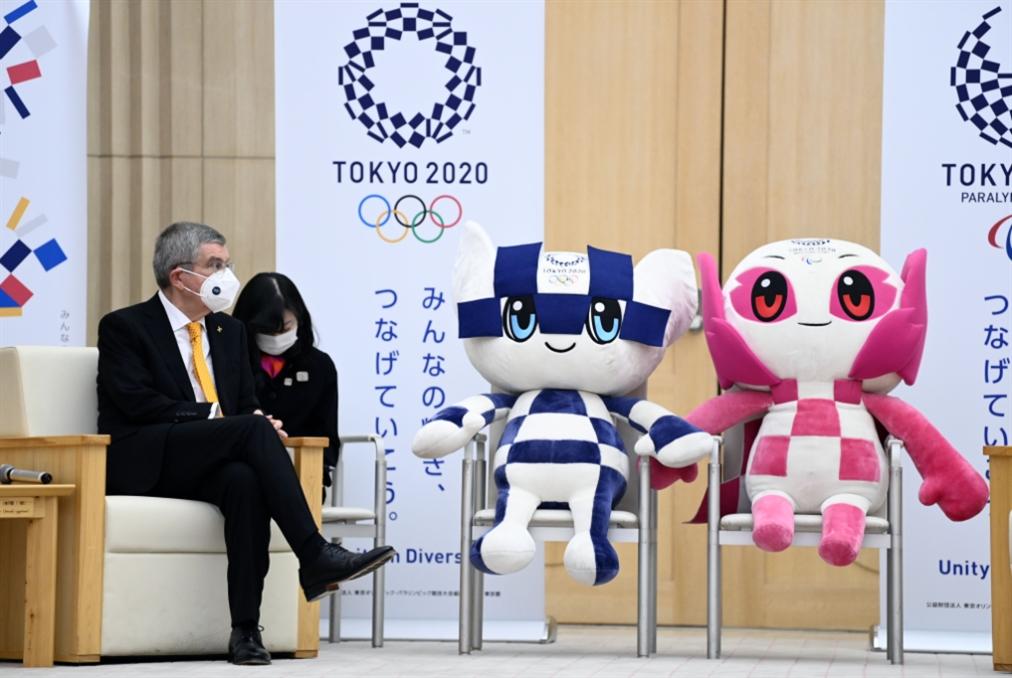 الجمهور حاضر في طوكيو 2020!