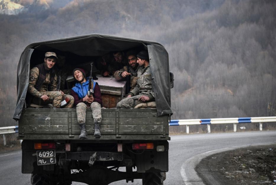 نحو موازين قوى جديدة جنوبي القوقاز