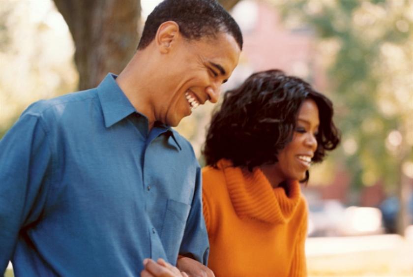 «معجزة التكنولوجيا» تجمع (عن بعد) أوبرا بأوباما