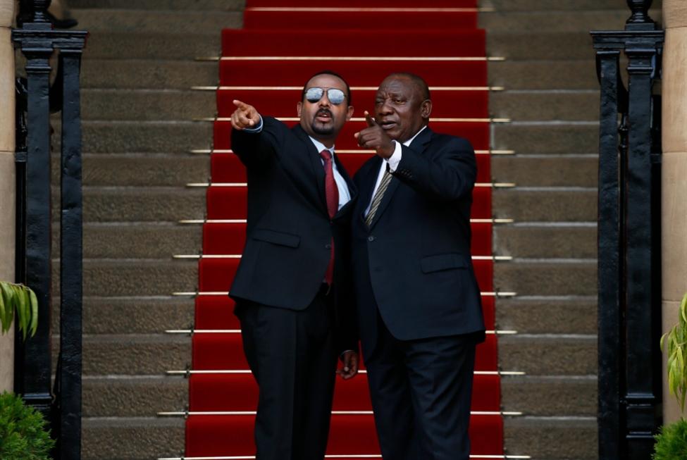 إثيوبيا تطلب وساطة جنوب أفريقيا مع مصر في ملف سدّ «النهضة»
