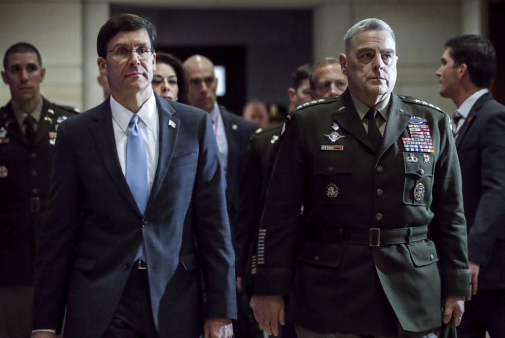 إسبر: لا نتوقّع هجمات أخرى من إيران... ومستعدّون لتفاوض بلا شروط