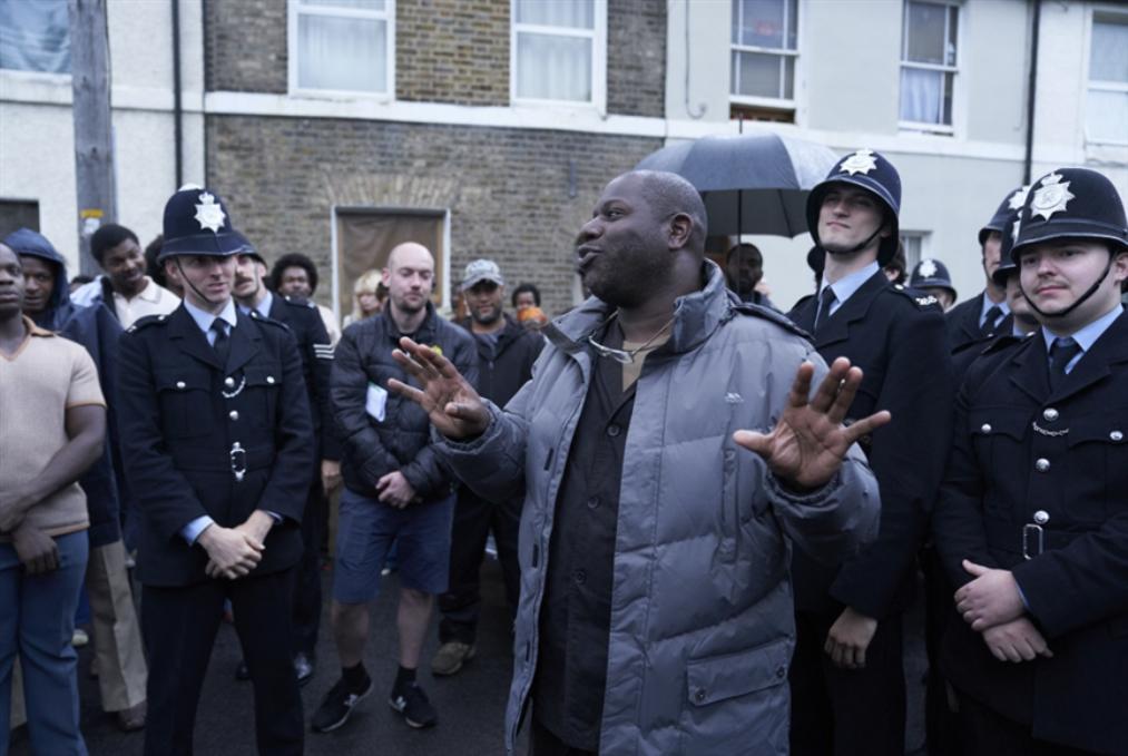 سلسلة لستيف ماكوين: تاريخ السود في بريطانيا