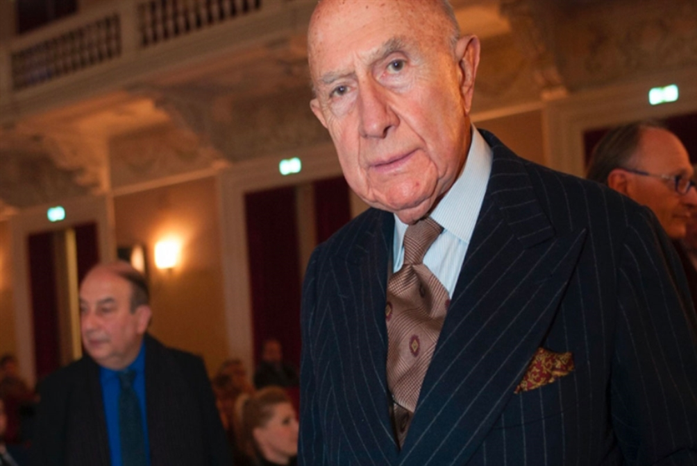 رحيل بيبه مودينيزه... «رئيس وزراء الموضة الإيطالية»