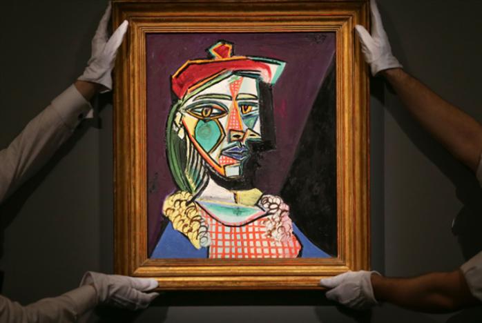 لا لوحات (مسروقة) لبيكاسو في الجزائر