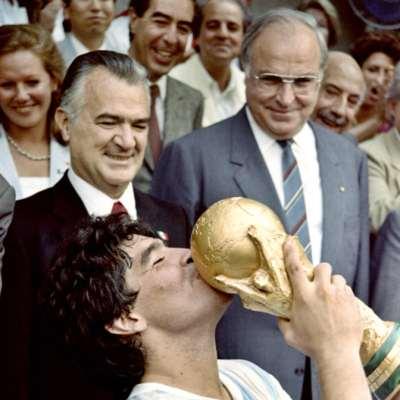 مارادونا... فتى الجنوب الذي غزا العالم