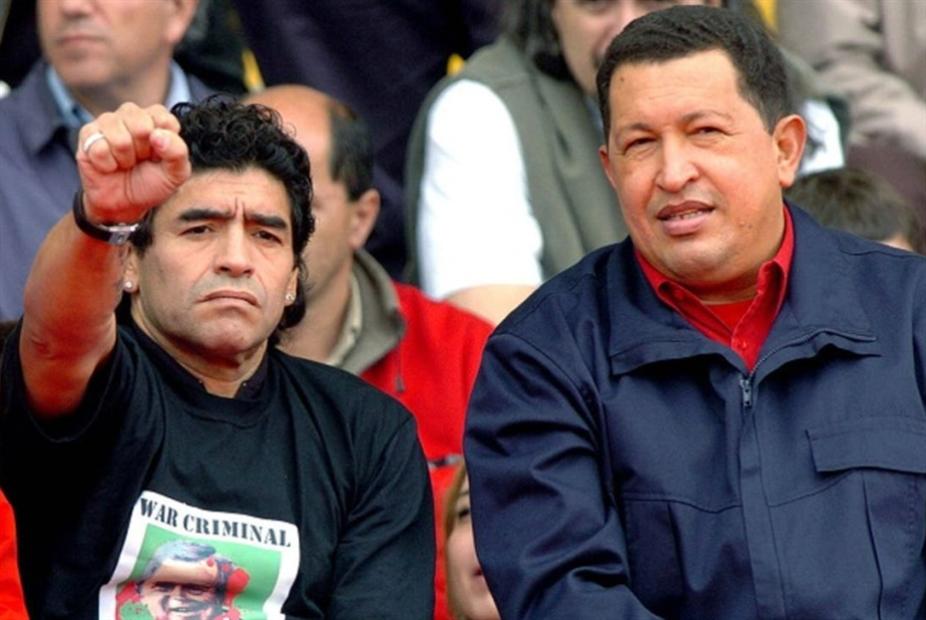 مارادونا الثوريّ... داخل الملاعب وخارجها