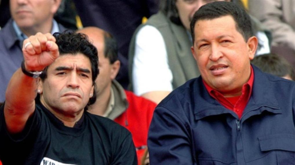 صورة مارادونا الثوريّ... داخل الملاعب وخارجها