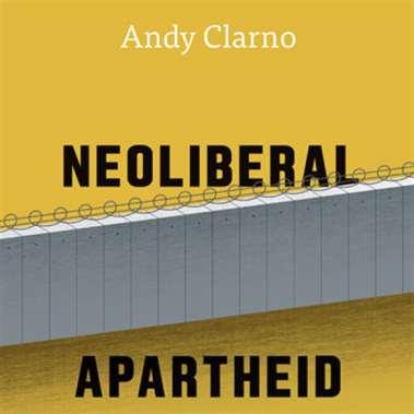 أندي كلارنو: نظام الفصل العنصري بين جنوب أفريقيا وفلسطين