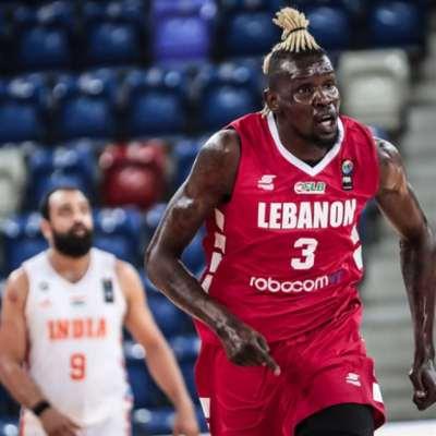 منتخب لبنان يُسقط «الهندي» بفارق 55 نقطة قبل لقاء العراق
