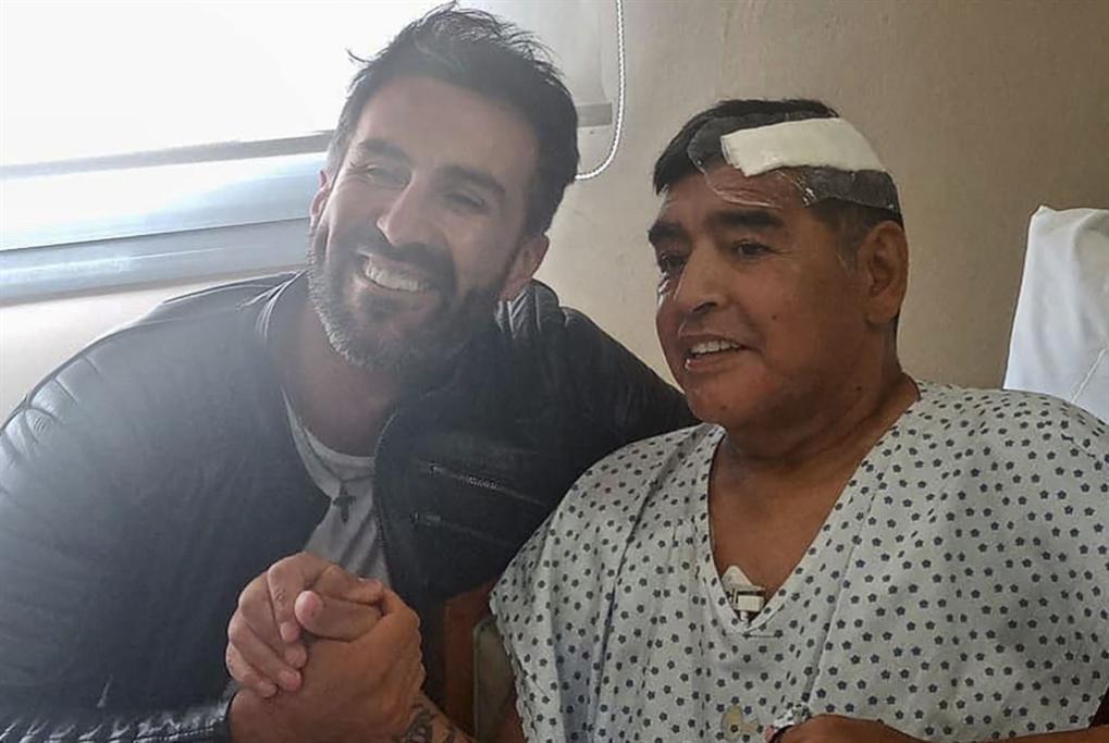 شبهات حول طبيب مارادونا بتهمة القتل غير المتعمّد