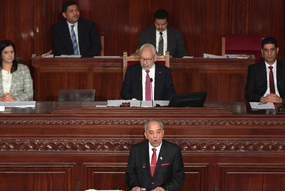 تونس | سقوط الجملي في البرلمان: مشاورات لتشكيل «حكومة الرئيس»