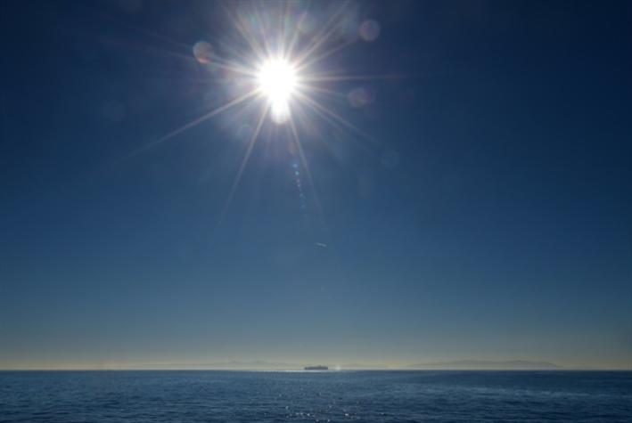 حرارة المحيطات ترتفع بمعدّل سقوط «5 قنابل هيروشيما» في الثانية!