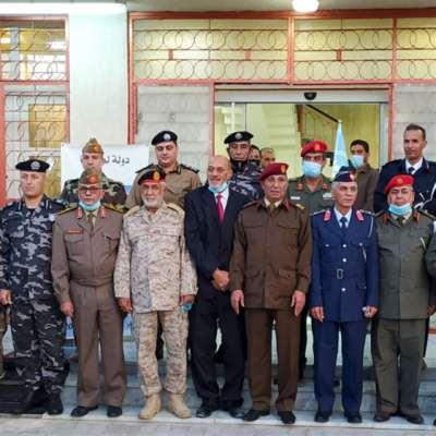 ليبيا | اختتام اجتماعات غدامس: إجراءات لتثبيت وقف النار