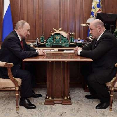 بوتين يزكّي خليفة ميدفيديف في رئاسة الوزراء