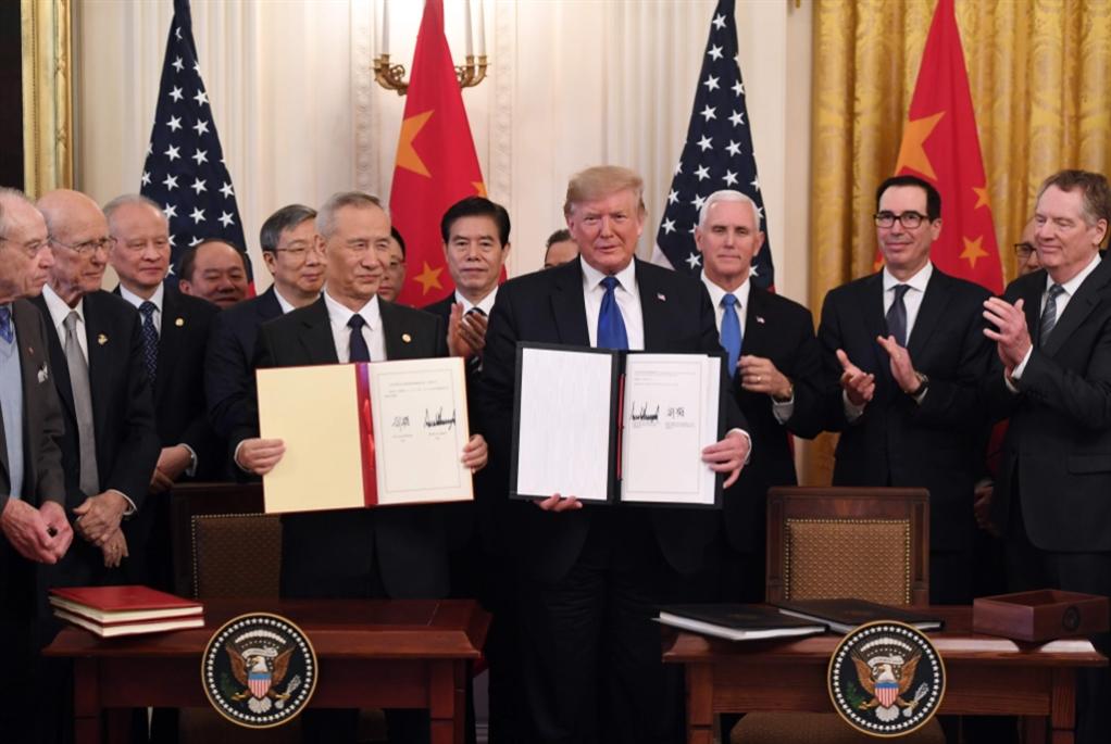 واشنطن - بكين: ترامب يهلّل لخطوة لم تكتمل