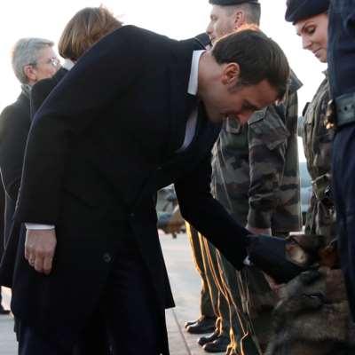 فرنسا ستنشر «شارل ديغول» لدعم عمليات جيشها في الشرق الأوسط