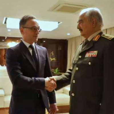 نشاط دبلوماسي كثيف قبل «مؤتمر برلين» الليبي... بومبيو يؤكد حضوره رسمياً