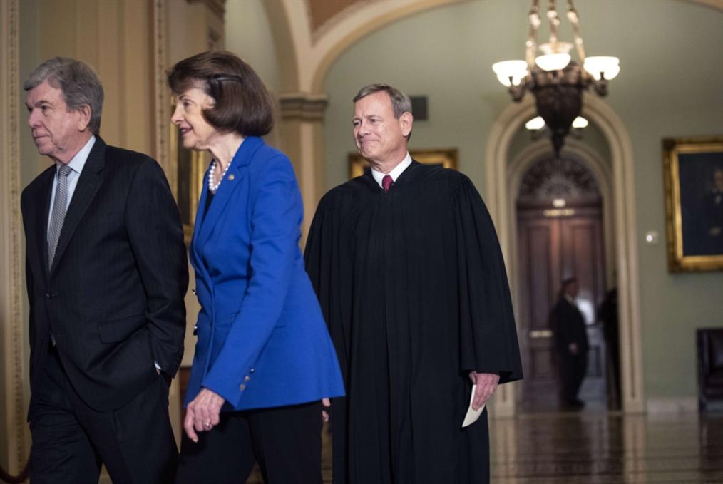 بدء إجراءات محاكمة ترامب: الجمهوريون يتعهّدون بمواجهة «الانحياز»