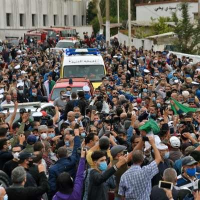 رحيل رجل الفراسة الثورية: الجزائر تُودّع لخضر بورقعة
