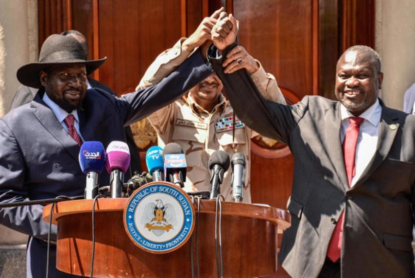 فشل محادثات جنوب السودان... لا اتفاق على حدود الولايات