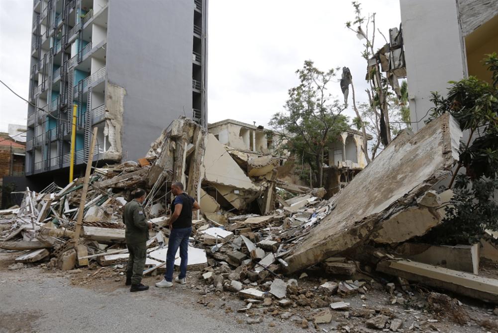 شتوة أولى أغرقت الأحياء المنكوبة: انفجار المرفأ ليس آخر الكوارث