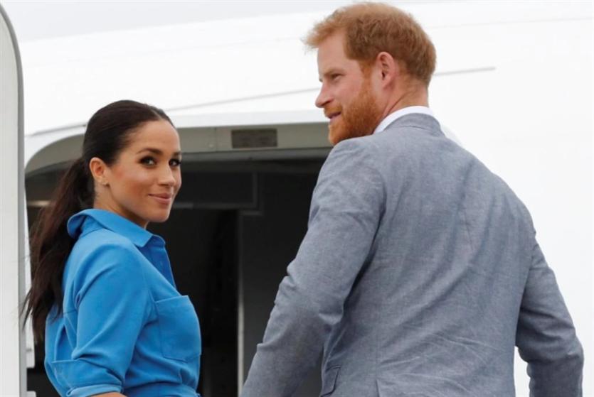 هاري وميغان: لا عمل في الأسرة المالكة!