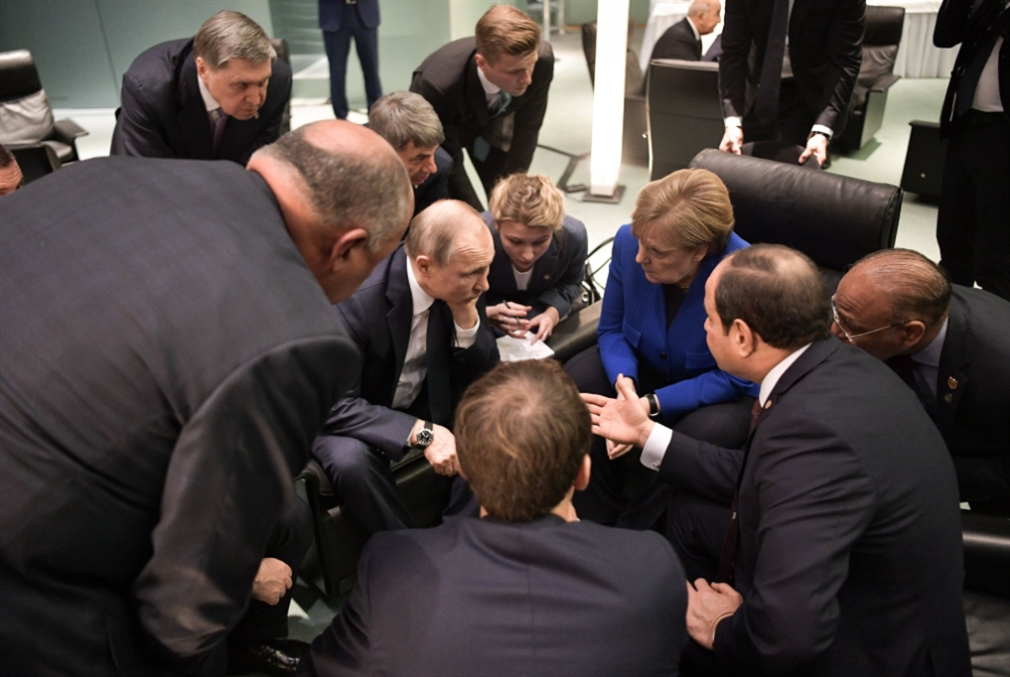 مؤتمر برلين: النفط أولاً... ثم الهدنة