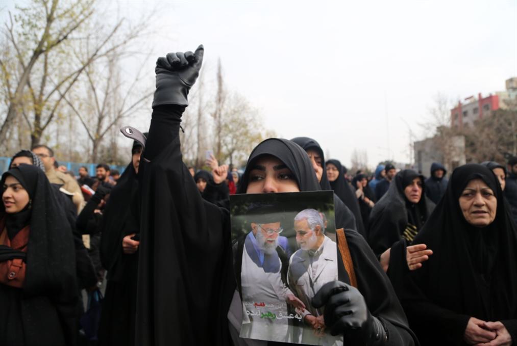 إيران تحذّر «الترويكا»: قد نوقف التعاون  مع «الطاقة الذرية»