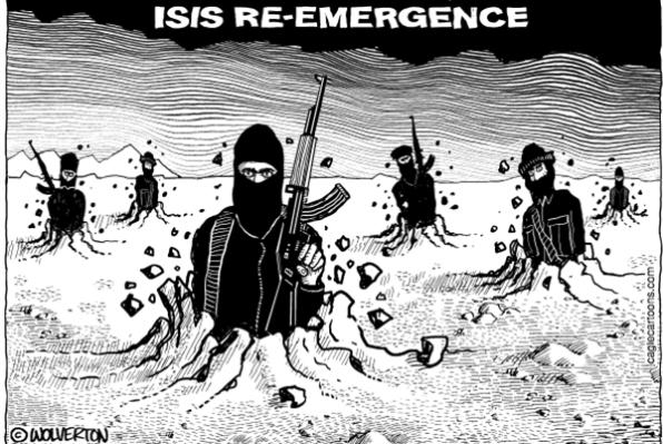 «إعادة إحياء داعش»... تهويل إعلامي أم واقع ميداني؟