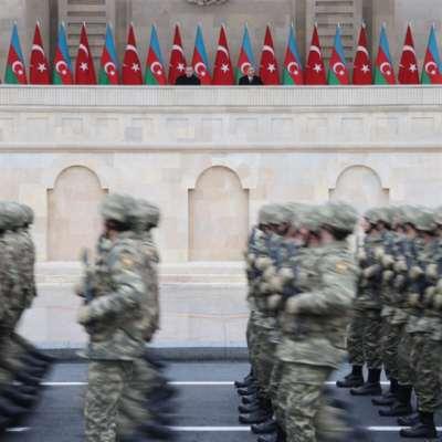 إردوغان يعلن الانتصار من باكو: تردد أوروبي في معاقبة تركيا؟