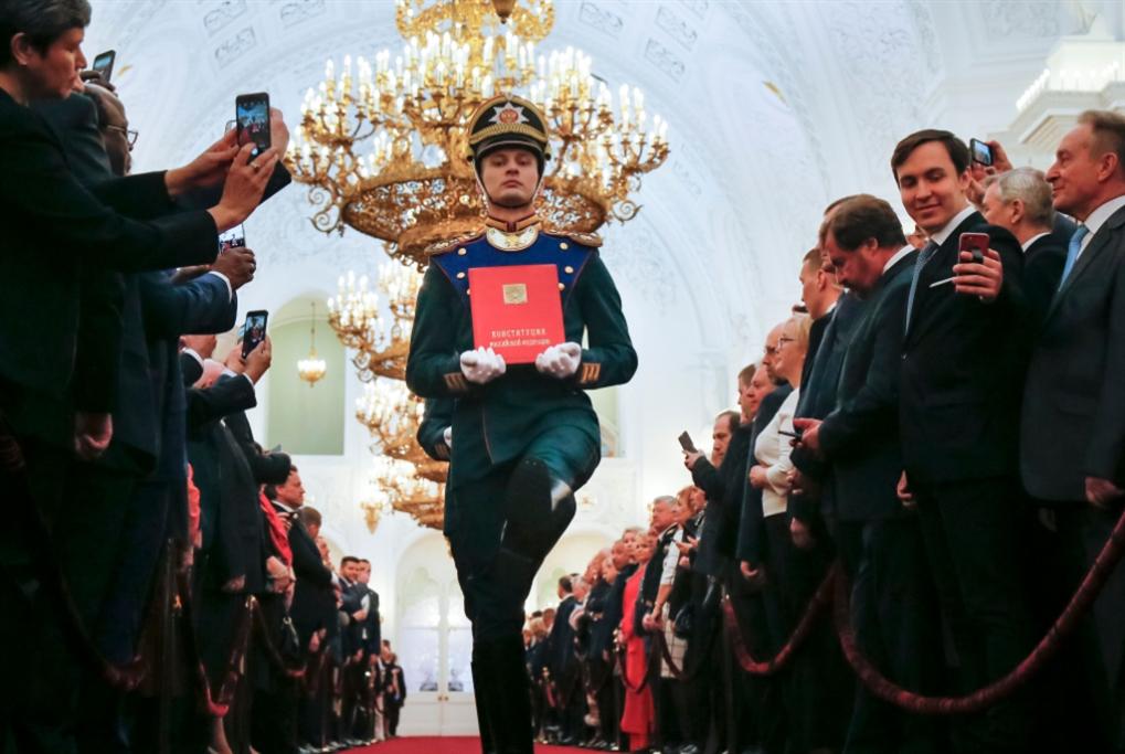 «إصلاحات» بوتين أمام البرلمان: تنظيم الخلافة يدخل حيّز التنفيذ