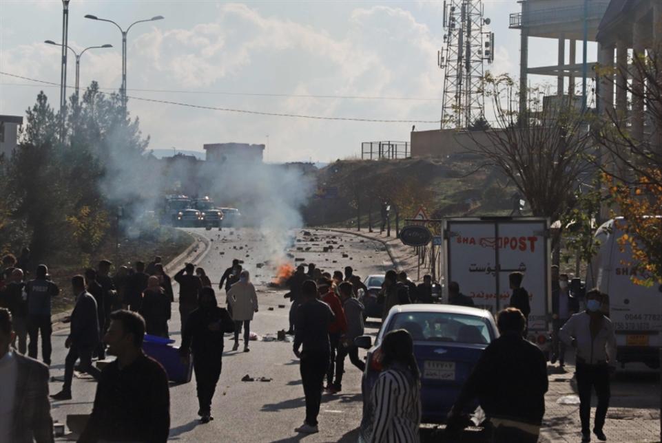 تعمّق الانقسامات الكردية: أحزاب «الإقليم» تتقاذف الاتهامات