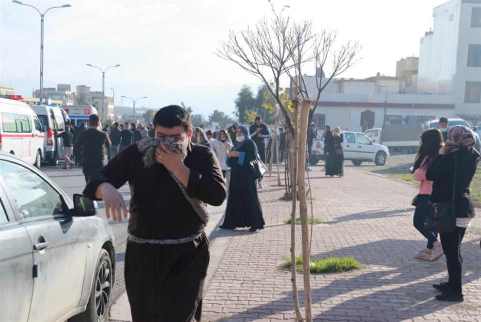 تحشيد شعبي متواصل في «كردستان»: أربيل تستعجل اتفاقاً مع بغداد