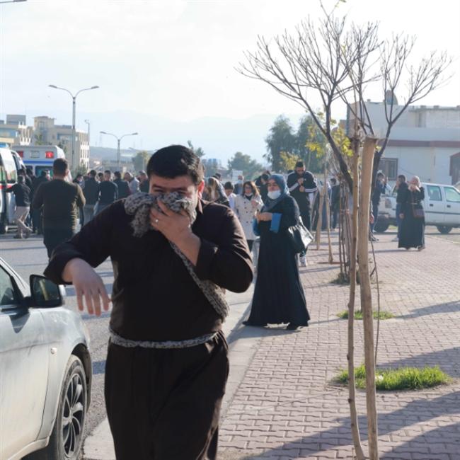 بغداد - أربيل: نقطة تعادل