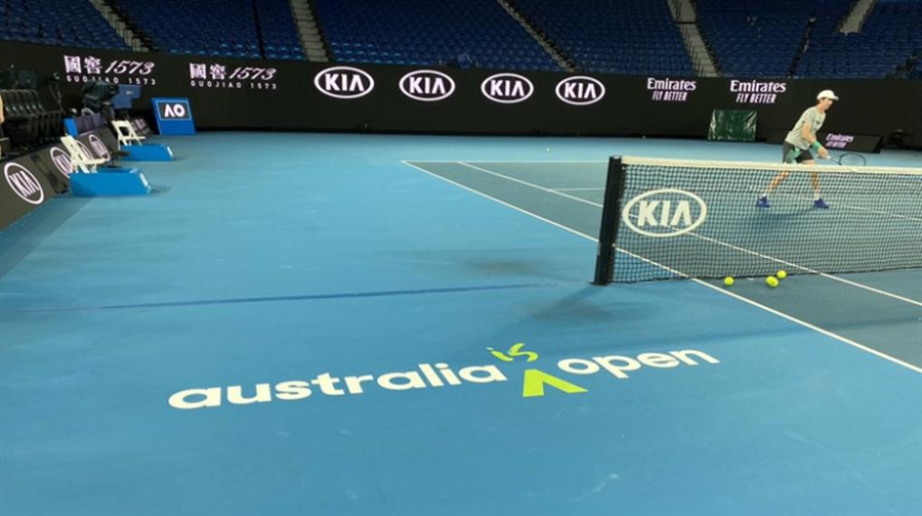صورة «أستراليا المفتوحة» تعود قريباً